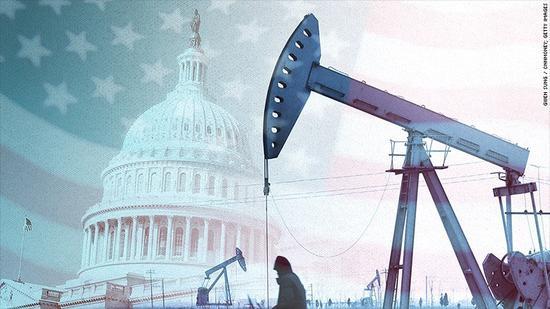 美国成为全球最大产油国 超越沙特和俄罗斯