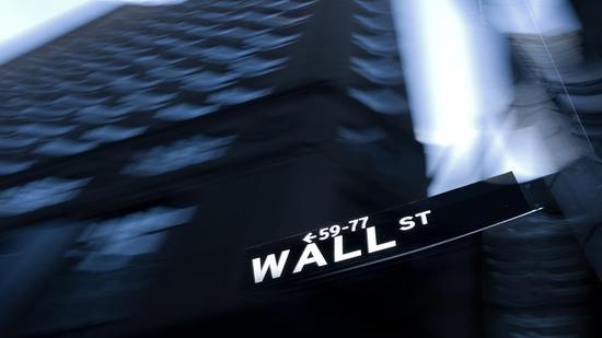 尾盘:经济放缓忧虑施压 美股继