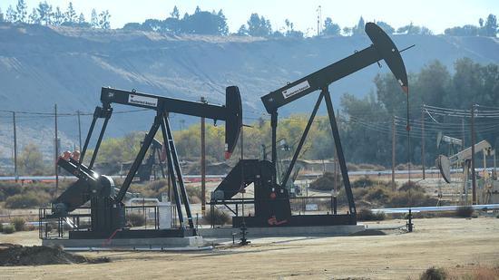 周五美油收跌2.1% 本周下跌1.2%