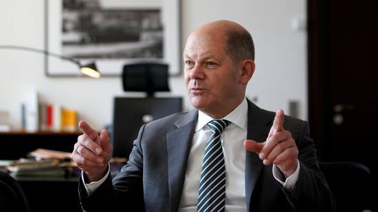德国财长:可动用数以十亿欧元计的资金应对危机