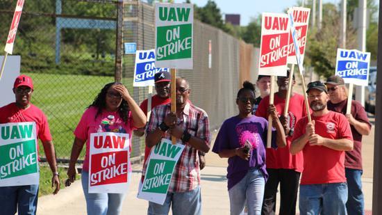 经济学家称通用汽车罢工或将密歇根州推入经济衰退
