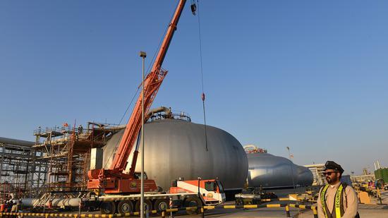 原油期货周一收高 因中东局势紧