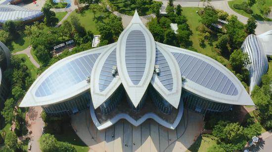 今日海花岛:海洋文化博物馆