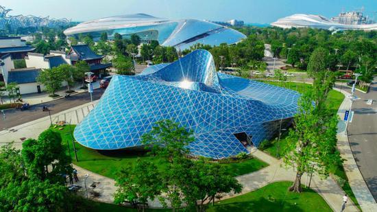 今日海花岛:艺术文化博物馆