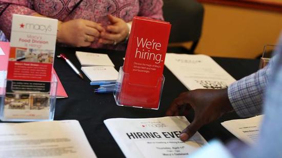 美国加州失业率降至4%创纪录 贫富差距仍不容乐观
