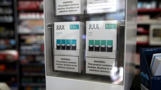 麻烦不断!电子烟巨头Juul因针对青少年推销再遭起诉