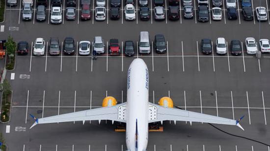 """为737 Max复飞展开""""魅力攻势"""" 波"""