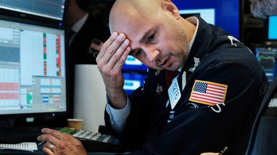 美股去年12月暴跌或
