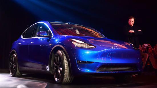 德银:特斯拉Model Y有望在2020年一季度交付