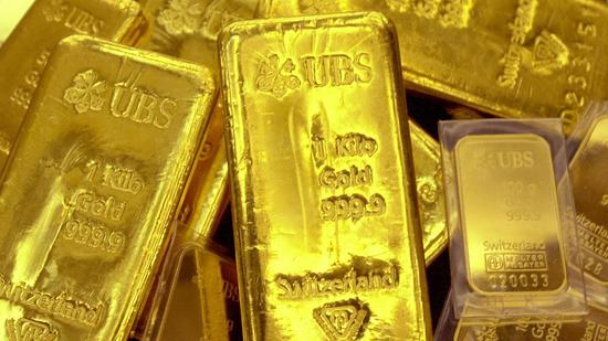 黄金期货周三收跌约0.1% 白银收