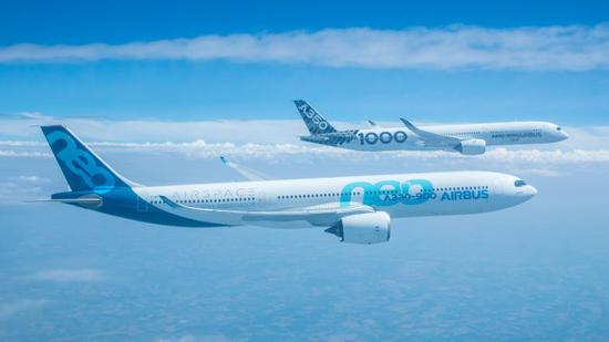 空客同意为行贿丑闻支付36亿欧元