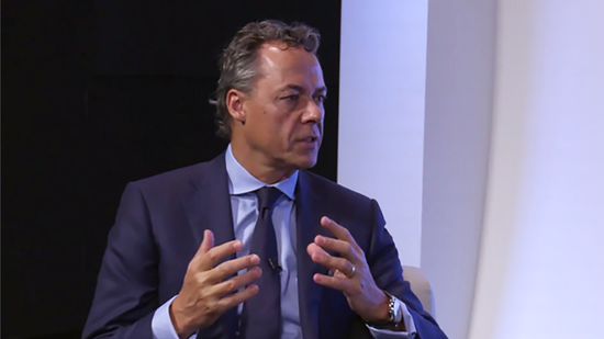 瑞银任命荷兰国际掌门人Ralph Hamers出任下一任CEO