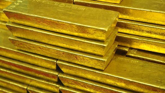 本周黄金矿工双人版期货直播室下跌3.1% 国际黄金跌4.7%
