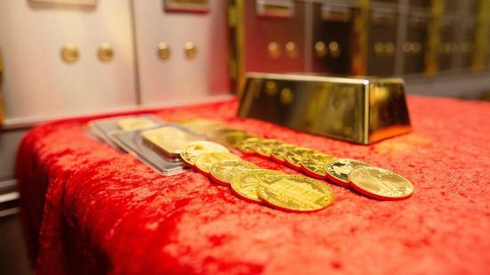 黄金期货周三收跌1.7% 钯金大涨2