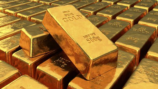 本周黄金期货下跌2.1% 白银下跌3.3%