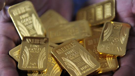 周二黄金期货价格上涨1.1% 突破1800美元