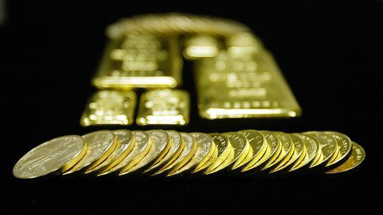 周二黄金期货微跌70美分 白银重挫13%