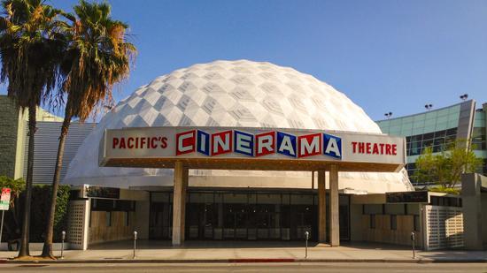 洛杉矶紧急叫停影院重启 因疫情反弹