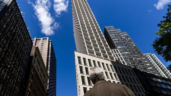 纽约曼哈顿公寓销售创历史新低 降幅为30年来最大