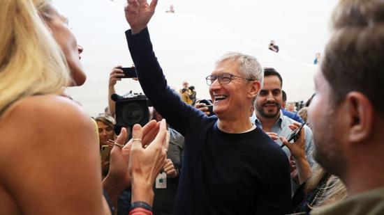 摩根士丹利:苹果市值超2万亿仍被低估了