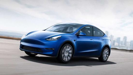 特斯拉四季度加州销量飙升近63% Model Y大获成功