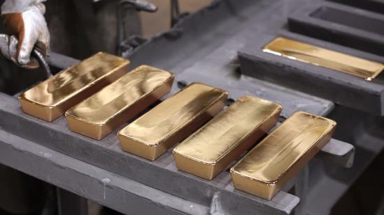 黄金期货周四收高0.8% 连续第二日收高