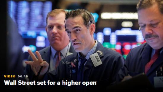 美股盘前:IBM业绩超预期 道指期货涨0.3%