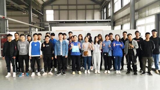 东方雨虹与徐州工业职业技术学院共建东方雨虹大师工作室