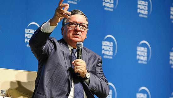 巴罗佐:全球化趋势不可逆转 中国的开放有利于世界