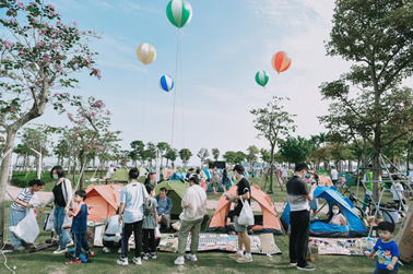 """格力地产推动""""公园城市""""建设,打造全民共享的绿色空间"""