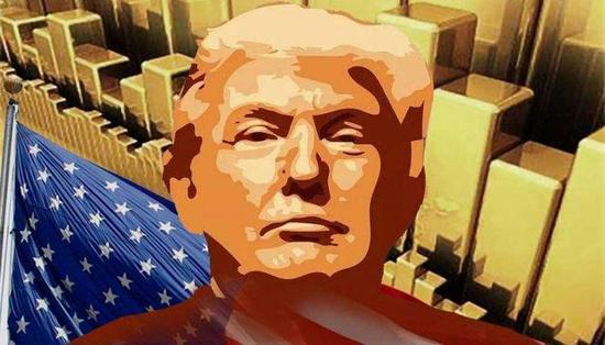 """专家:特朗普政治危机恐成""""导火索"""" 黄金或迎20年牛市"""