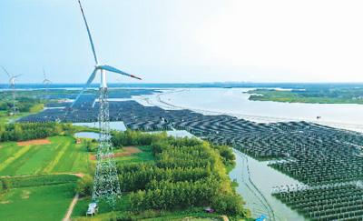 中国引领可再生能源发展 光伏装机实现2020年目标