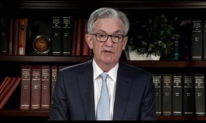 美联储主席鲍威尔淡化通胀风险 承诺要令美国经济重拾荣光