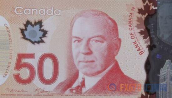 加拿大7月就业意外负增长 美元兑加元短线飙升65点