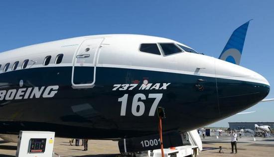 FAA:对波音近期进展表示满意 737Max有望年中前复飞
