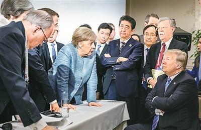 人民日报海外版:G7到底还能走多远?同创娱乐登录