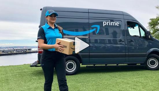 亚马逊正在租赁更多的飞机 以便靠自身递送更多包裹