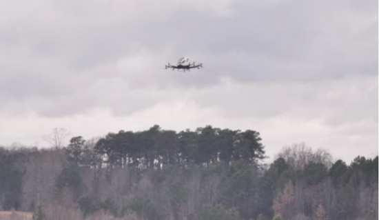 亿航智能自动驾驶空中的士获得FAA飞行许可在美首飞