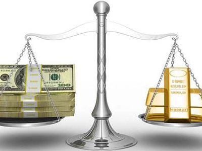 韩会师:黄金涨不涨与美元何干?