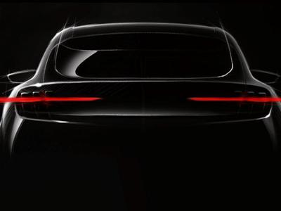 福特将于下周开始接受纯电动SUV预订 抢占新能源市场