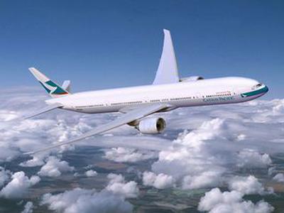 国泰航空反弹逾2% 机场下周恢复转机服务