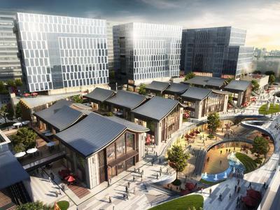 德信中国订立新框架物业管理服务协议等协议