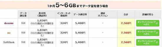 日本物价网截图