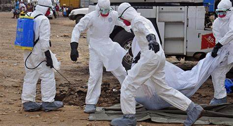 世卫组织宣布埃博拉疫情爆发是全球卫生紧急事件