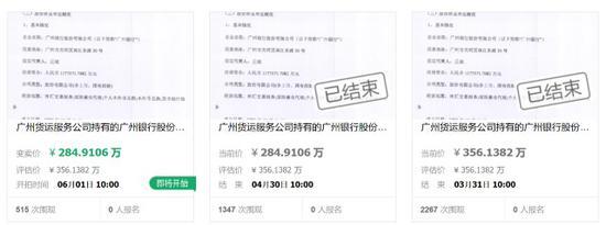 IPO前夕广州银行股权现流拍 信用卡不良贷款增长率达53.99%