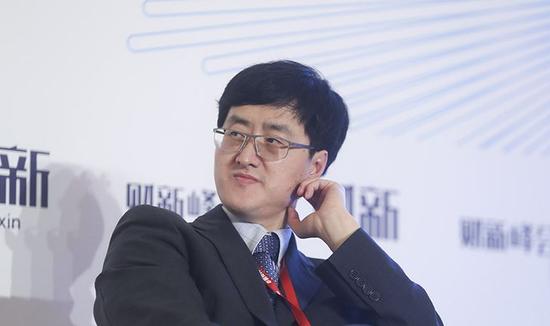 孙涛离职蚂蚁金服 将重回国际货币基金组织