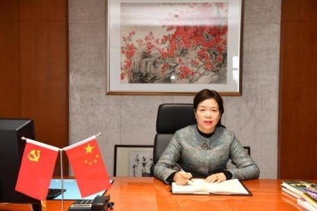 戴敏君履新红豆股份董事长 原董事长叶薇继续担任董事
