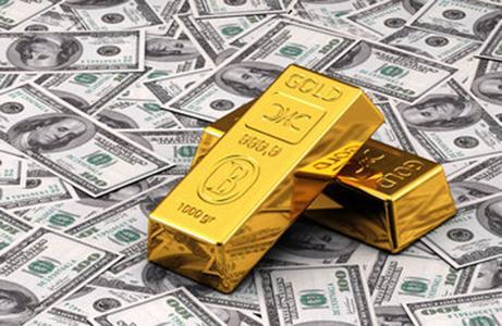 美元高企机构抛售黄金 金价或触及1180美元/盎司