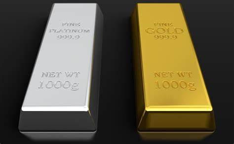 周三黄金期货收高0.6% 铂金大涨4%
