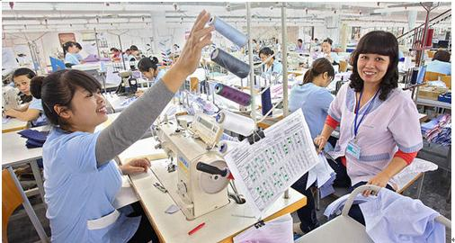 越南经济面临挑战 产品出口恐受阻